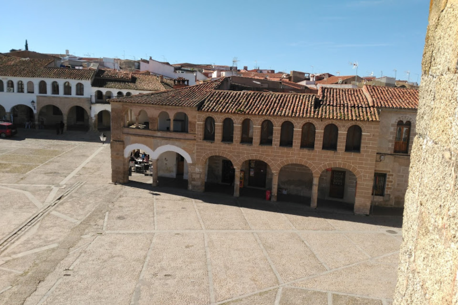 Plaza Mayor de la Constitución